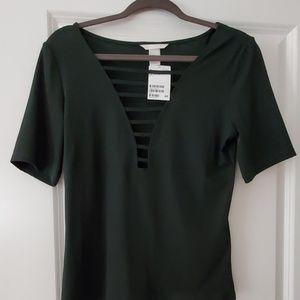 Shirt Forest Green